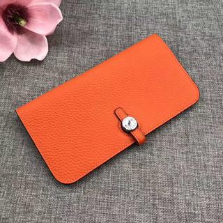 Hermes - 人気 Hermes 二つ折長財布