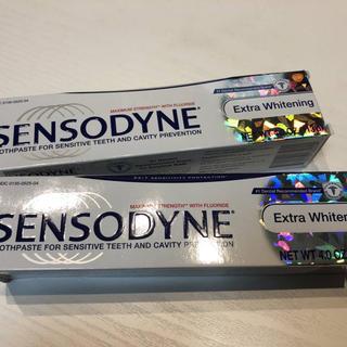 SENSODYNE センソダイン ホワイトニング 113g×2箱 今年購入 新品