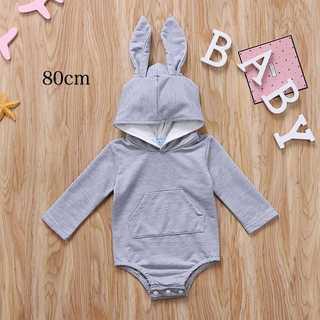 アウトレット★うさぎさんロンパース 80cm海外子供服 赤ちゃん