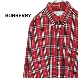 BURBERRY - 正規品 BURBERRY ノバチェック シャツ