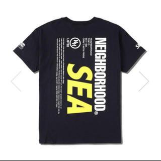 NEIGHBORHOOD - NEIGHBORHOOD WIND AND SEA C-TEE . SS