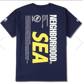 ネイバーフッド(NEIGHBORHOOD)のNEIGHBORHOOD WIND AND SEA C-TEE . SS(Tシャツ/カットソー(半袖/袖なし))