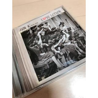 2PM Jun.K Love Letter 初回限定盤B(K-POP/アジア)