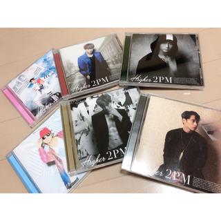 2PM / HIGHER 初回限定盤A メンバーソロ(K-POP/アジア)