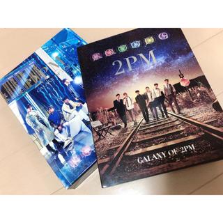 2PM / GALAXY OF 2PM 初回限定盤A.C.D(K-POP/アジア)