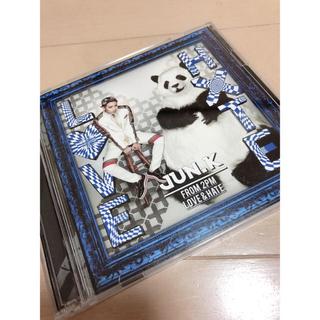 2PM JUN.K LOVE & HATE 初回限定盤A(ポップス/ロック(邦楽))