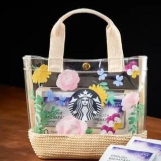 スターバックスコーヒー(Starbucks Coffee)のスタバ  ティバーナ&トートバックセット(トートバッグ)