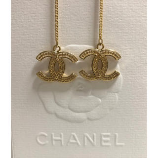CHANEL - チェーンピアス♡新品未使用