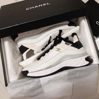 CHANEL - シャネル スニーカー 37