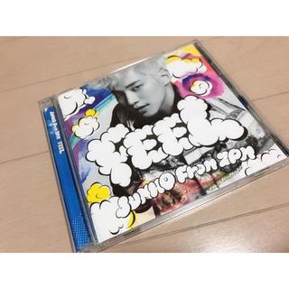 2PM ジュノ / FEEL 初回限定盤A(K-POP/アジア)