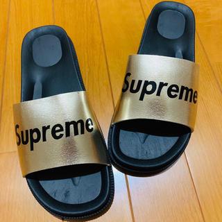 Supreme - 即購入❌ supreme サンダル