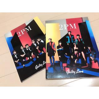 2PM / Guilty Love 初回限定盤A.B(K-POP/アジア)