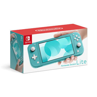 Nintendo Switch - 【送料無料】Nintendo Switch Lite(ターコイズ)