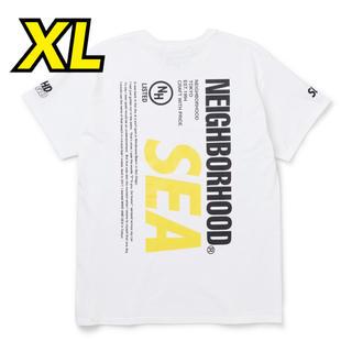 ネイバーフッド(NEIGHBORHOOD)のNEIGHBORHOOD × WIND AND SEA Tシャツ(Tシャツ/カットソー(半袖/袖なし))