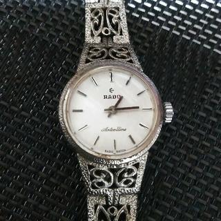 ラドー(RADO)のRADO Artcolline 手巻き腕時計  動作品(腕時計)