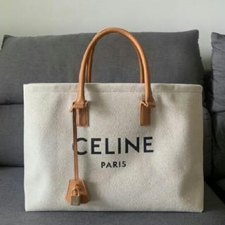 celine - 【希少・正規品】 CELINE カバセリーヌ キャンバストート