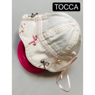 TOCCA - トッカ TOCCA リボンたくさん 帽子 ハット 48