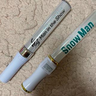 Snow Man ペンライト2本セット