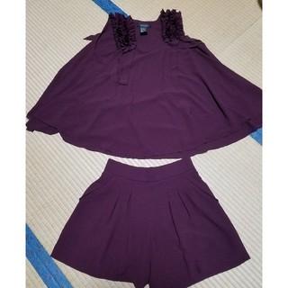 ダブルスタンダードクロージング(DOUBLE STANDARD CLOTHING)のダブルスタンダード、セットアップ(セット/コーデ)
