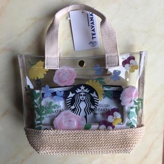 スターバックスコーヒー(Starbucks Coffee)のスターバックス ミニバッグ ティバーナ(トートバッグ)