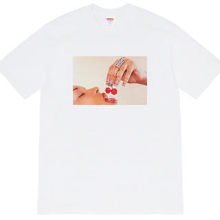 Supreme - supreme Cherries tee