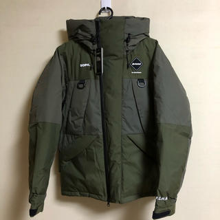 DOWN BENCH PARKA / F.C.Real Bristol FCRB