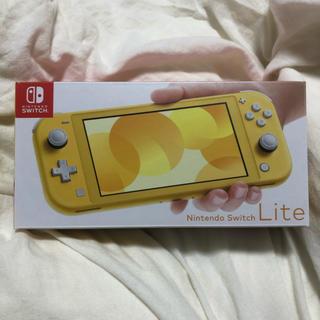 任天堂 - Nintendo Switch Lite イエロー