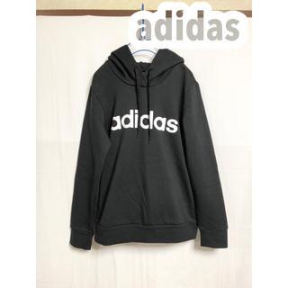 adidas - adidas アディダス パーカー シンプル メンズS  かわいい