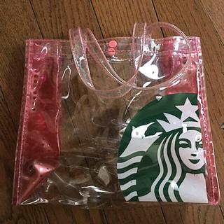 Starbucks Coffee - スターバックス ビニールバッグ