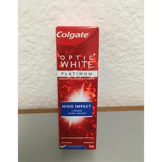 ホワイトニング 歯磨き粉