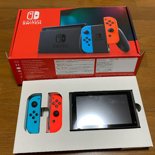 Nintendo Switch - 任天堂 Nintendo Switch スイッチ 中古美品