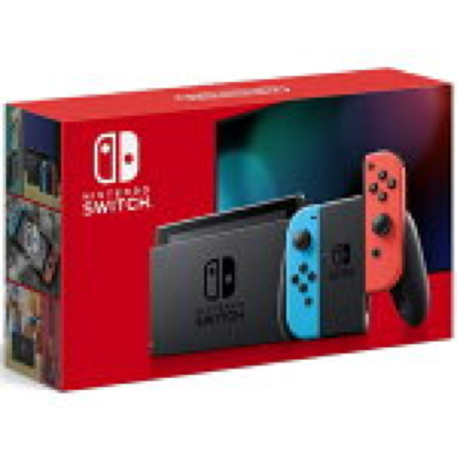 Nintendo Switch(ニンテンドースイッチ)の任天堂Switch ダウンロード版スマブラ付き エンタメ/ホビーのゲームソフト/ゲーム機本体(家庭用ゲーム機本体)の商品写真