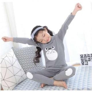 ♡110♡新品♡ パジャマ♪ 男女兼用 長袖 部屋着 ズボン 可愛い(パジャマ)