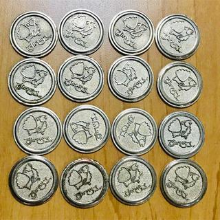 スカイラーク(すかいらーく)の1,600円相当◆ガスト・すかいらーくグループガチャコイン16枚セット(その他)