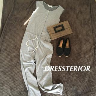 DRESSTERIOR - ドレステリア オールインワン IENA ジャーナルスタンダード