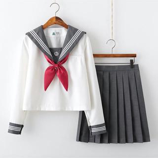 セーラー服 コスプレ JK 女子高生 Mサイズ(衣装一式)