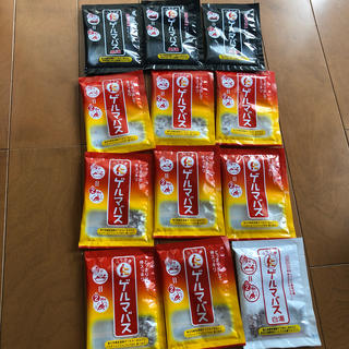 イシザワケンキュウジョ(石澤研究所)のちくわ様 新品 ゲルマバス 入浴剤 12包(入浴剤/バスソルト)