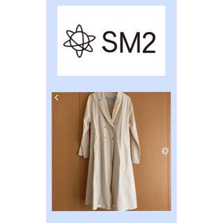 サマンサモスモス(SM2)のスプリングコート 新品(スプリングコート)