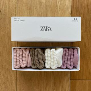 ザラ(ZARA)のZARA BABY ソックス 3〜6m(靴下/タイツ)