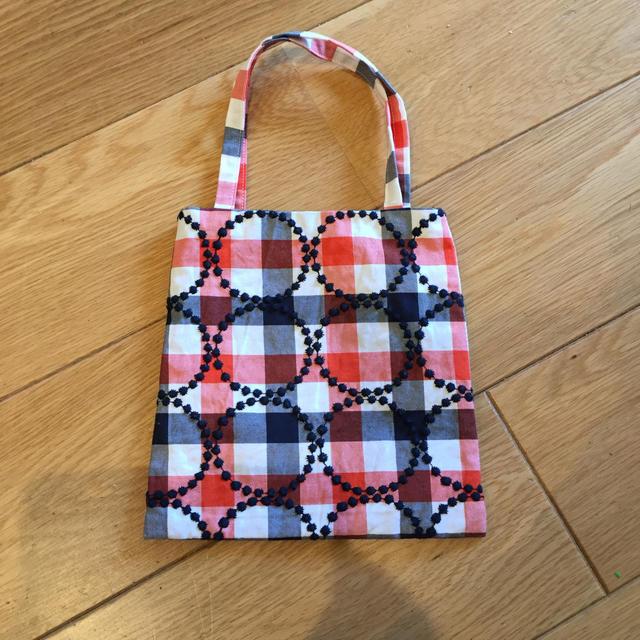mina perhonen(ミナペルホネン)のミナペルホネン タンバリン ミニバック レディースのバッグ(トートバッグ)の商品写真