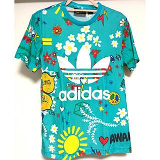 アディダス(adidas)のadidas Originals PHARRELL WILLIAMS Tシャツ(Tシャツ/カットソー(半袖/袖なし))