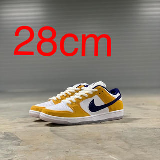 NIKE - Nike SB Dunk low pro LASER ORANGE