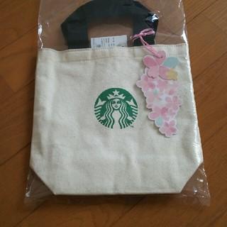 スターバックスコーヒー(Starbucks Coffee)のスターバックス コットンバック(トートバッグ)