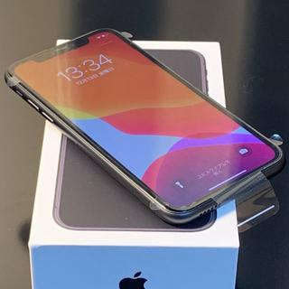 Apple - ☆★新品未使用 iPhone 11 64GB ブラック SIMフリー