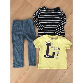 エイチアンドエム(H&M)の男の子 セット 80〜90(Tシャツ)