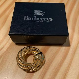 バーバリー(BURBERRY)のBurberrys ブローチ(ブローチ/コサージュ)