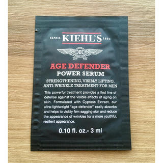 キールズ(Kiehl's)の【Kiehl's】キールズ AGD エイジケア セラム 3ml サンプル 美容液(美容液)