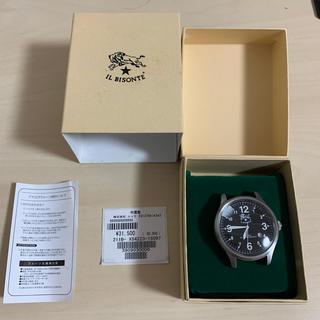 イルビゾンテ(IL BISONTE)の【新品】IL BISONTE(イルビゾンテ)アナログクオーツムーブメント(腕時計)