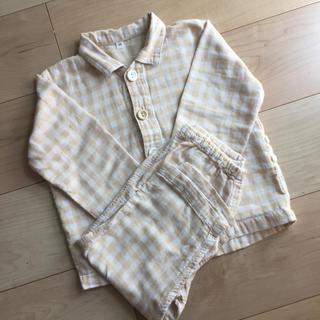 無印 長袖 パジャマ 90(パジャマ)