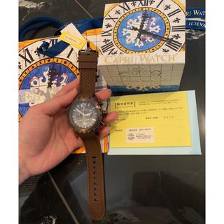 カプリウォッチ(CAPRI WATCH)のCAPRI WATCH  腕時計  カプリウォッチ (腕時計(アナログ))